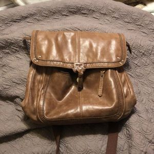 The Sam Ventura Leather backpack